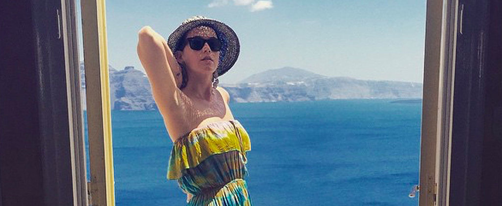 Katy Perry's Greek Vacation Is Literally What Dreams Are Made Of