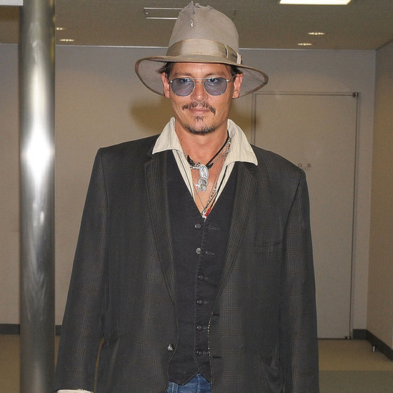 Johnny Depp Lists French Estate For Sale