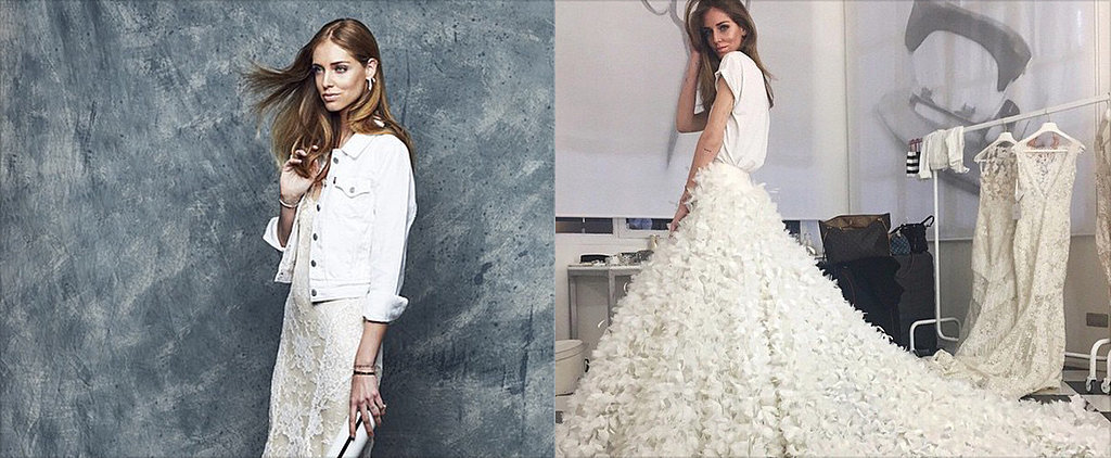How to Style Your Wedding Dress Like a Fashion Girl
