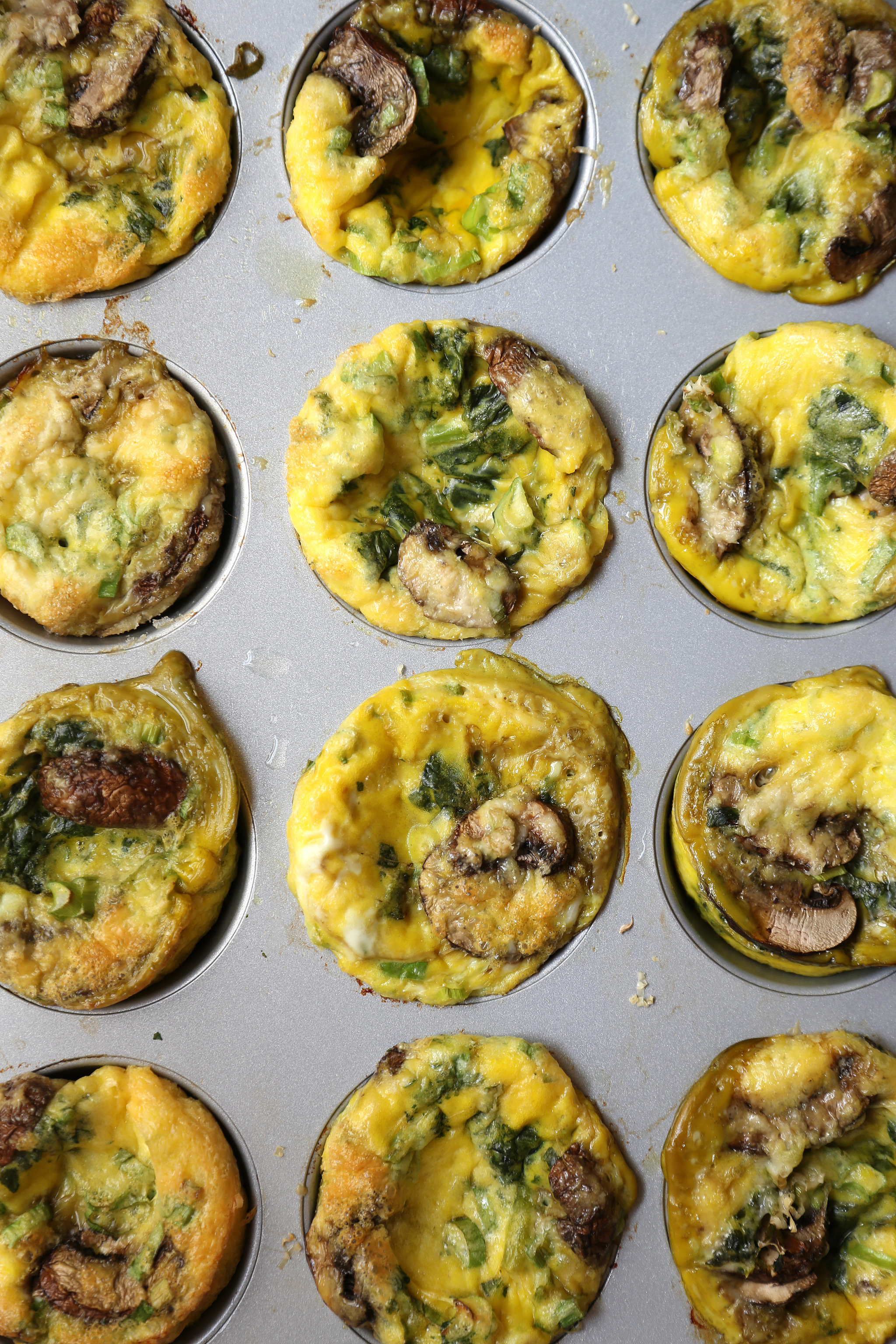 Every Busy Person Needs This Cheesy Egg Muffin Recipe | POPSUGAR ...