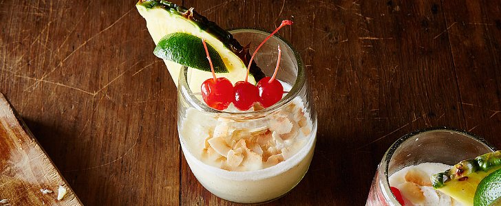 Cool Down and Kick Back With the Frozen Piña Colada You've Always Wanted