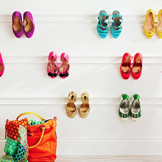 10 Smart Storage Hacks For Shoe-Lovers