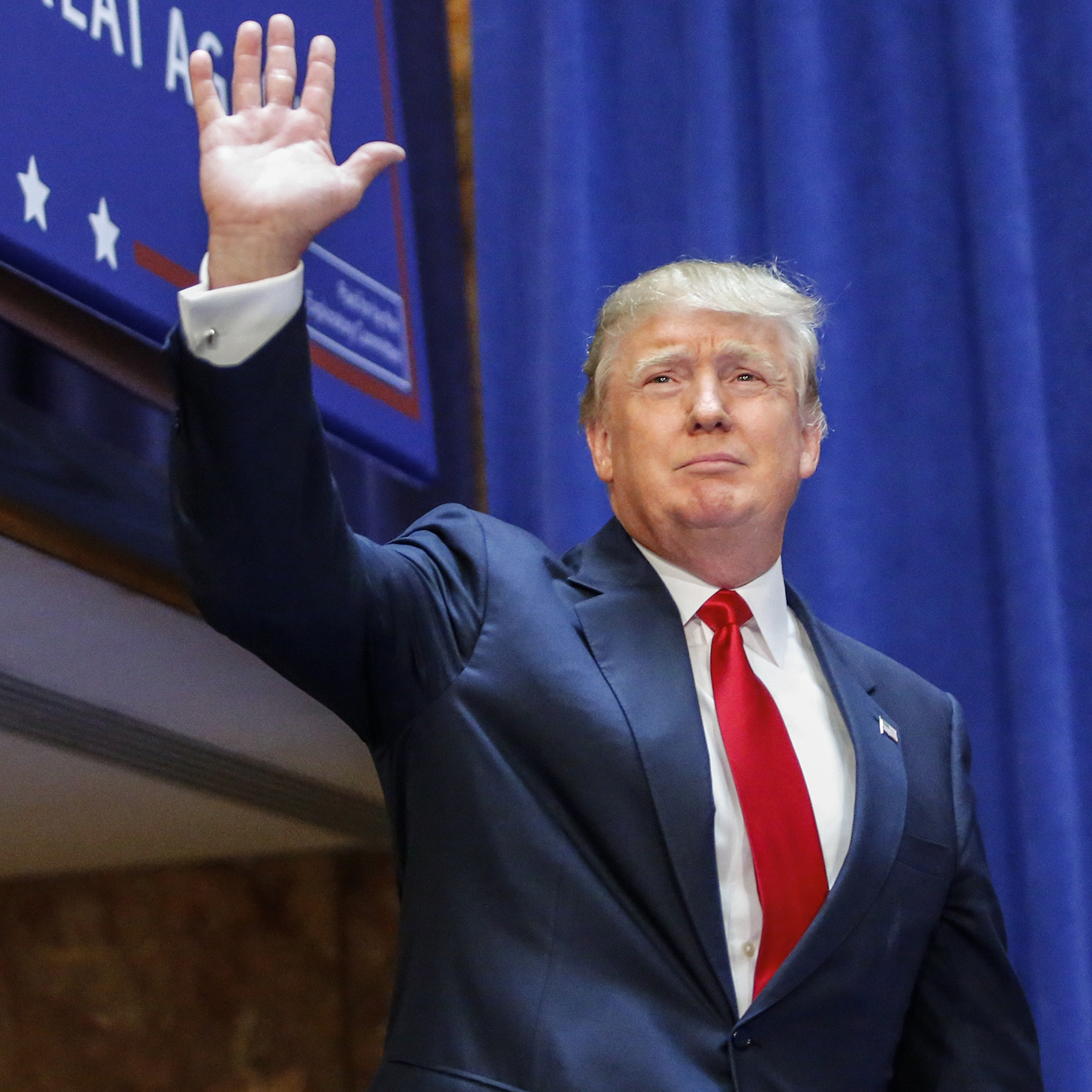 Donald Trump is running for president for 2016. In his announcement ...
