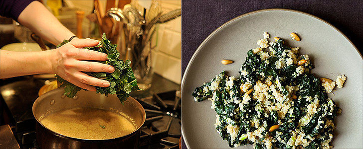 Bookmark This One-Pot Kale and Quinoa Pilaf For Busy Nights