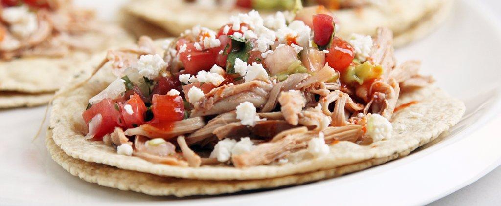 Fresh Tacos Full of Flavor