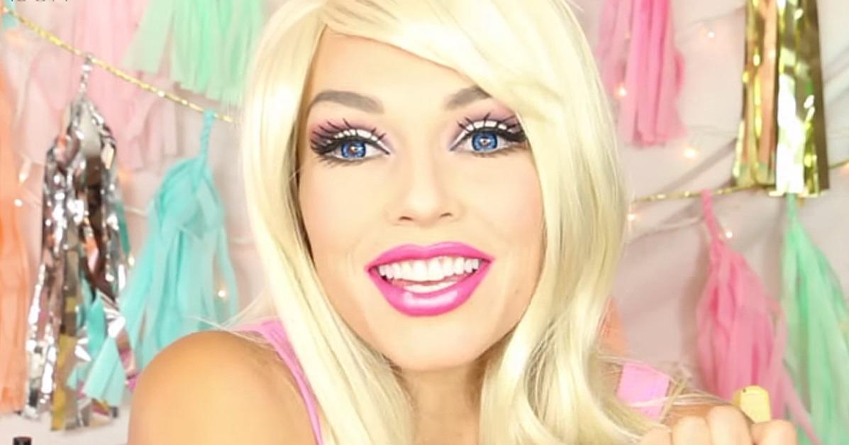 barbie makeup tutorial popsugar beauty