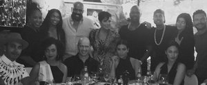 "Kim Kardashian's ""Cannes Clique"" Might Surprise You"