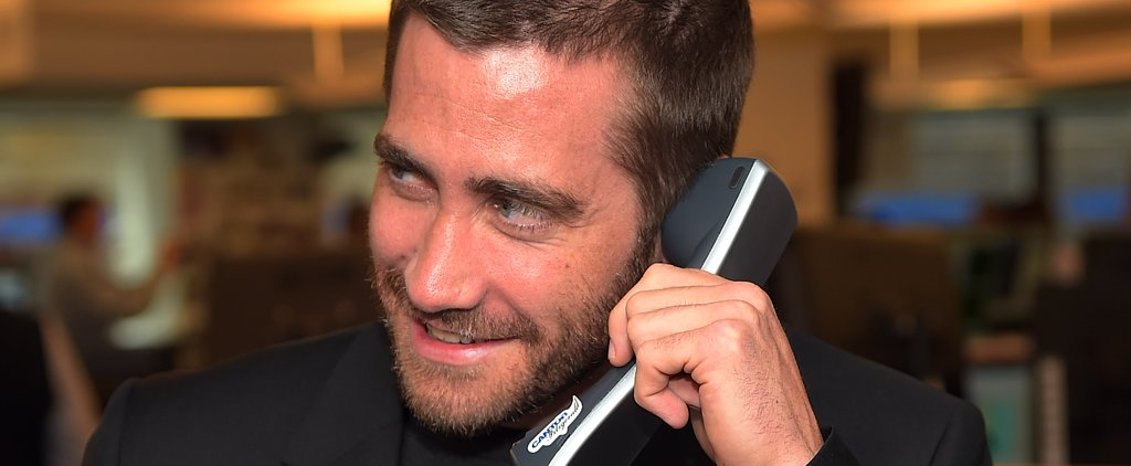 Jake Gyllenhaal's Sexy Phone Voice Will Make You Giggle Like a Schoolgirl