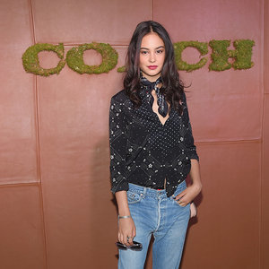 Kate Bosworth at Coach Highline Party