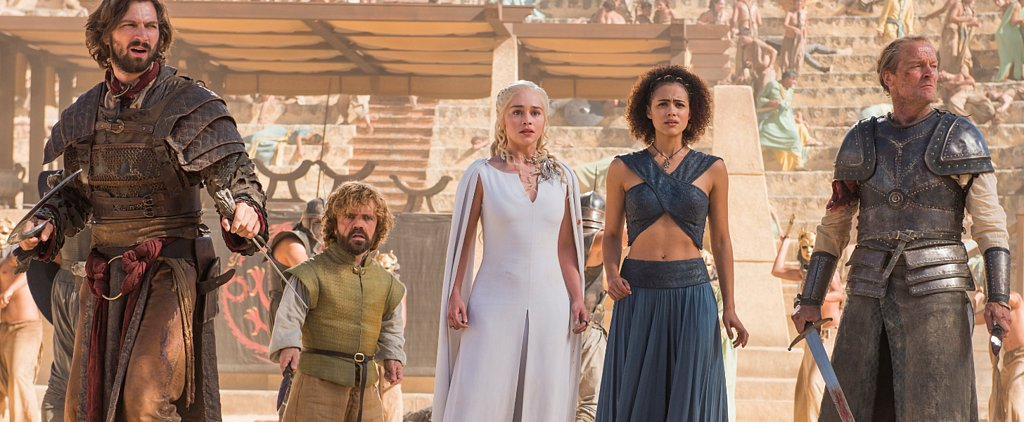 Game of Thrones Costumes That Have Been Ripped From the Runways