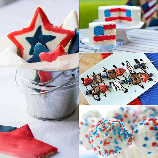 From Sweet Stars to Patriotic Pops — 33 Desserts For Fourth of July