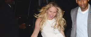 Jennifer Lawrence Just Solved Our Happy-Hour Fashion Dilemma