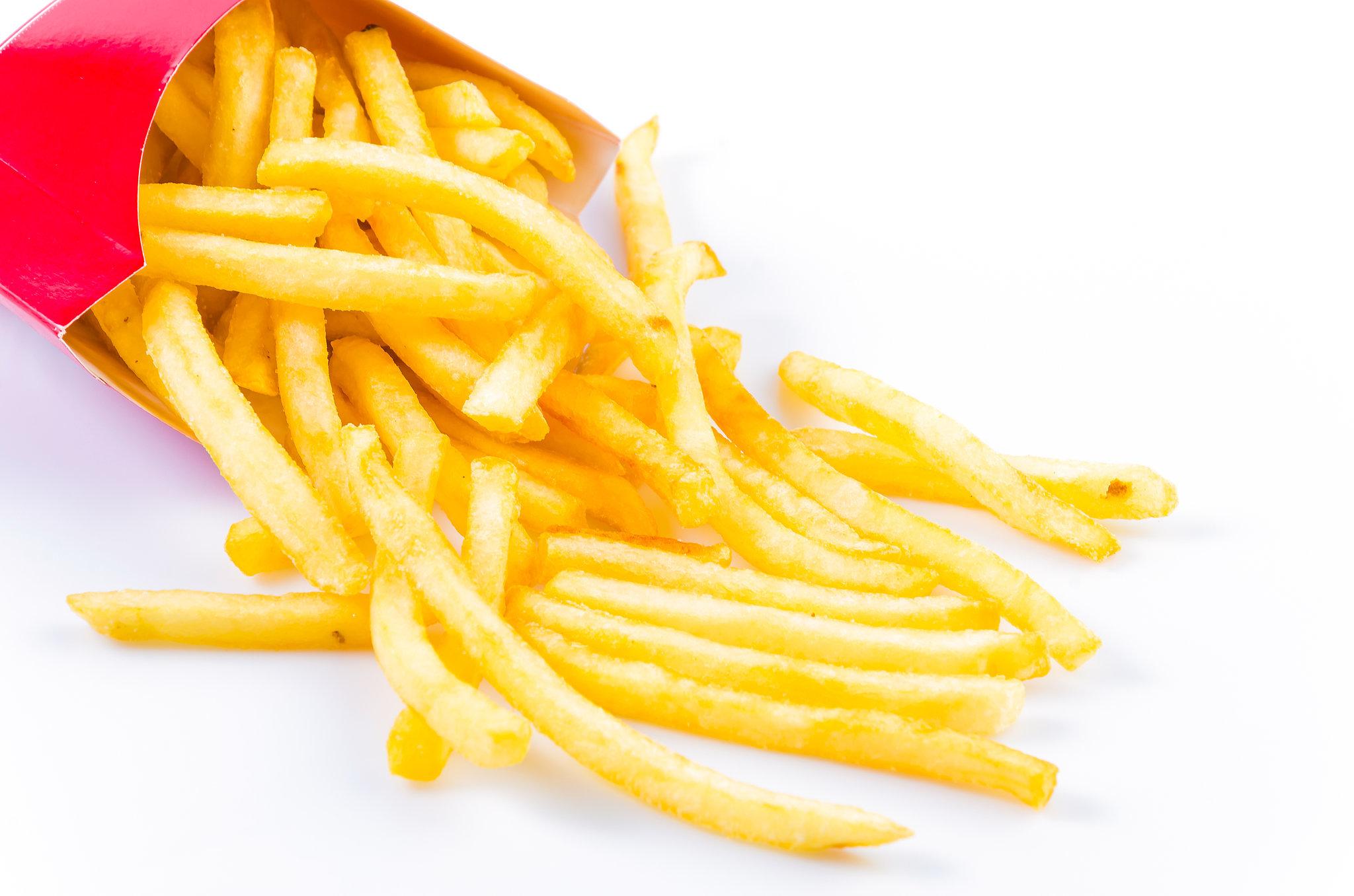 Fast Food French Fries Taste Test | POPSUGAR Food