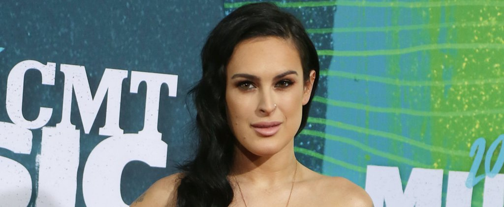 A Major Foot Injury Prevents Rumer Willis From Joining the DWTS Tour