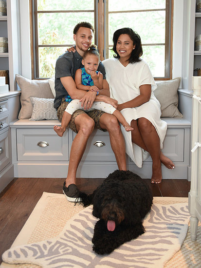 Inside Stephen Curry's Nursery for His Warrior on the Way (PHOTOS)