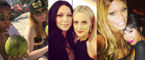 24 Awesome Snaps of the OITNB Cast Being Real-Life Friends