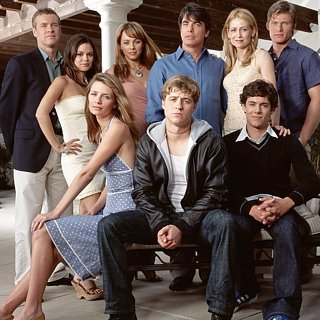Pictures of the Fashion Looks on The OC TV Show