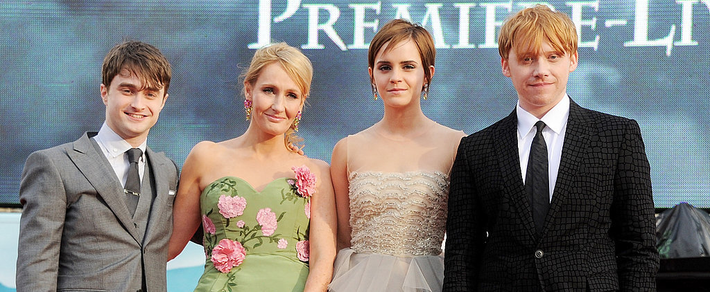 There's Going to Be a New Harry Potter Story Told on Stage