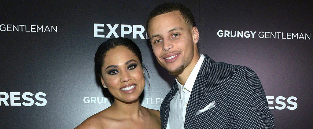 Ayesha and Stephen Curry Are Reportedly Having a Girl!