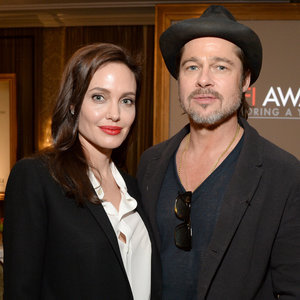 Angelina Jolie Brad Pitt Meet Kate Middleton Prince William