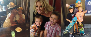 Britney's Adorable Boys Always Bring Out the Best in Her