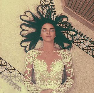 "Kendall Has the Most ""Liked"" Picture on Instagram, All Because of This Dress"