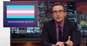 John Oliver Has a Simple Rule for Avoiding Transphobia