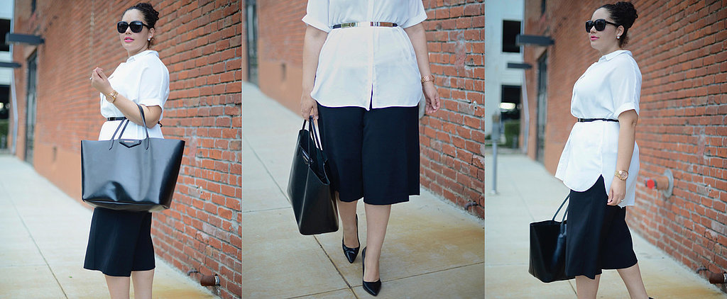 If You Didn't Think You Could Wear Culottes, Think Again