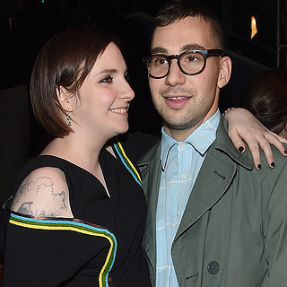 "Lena Dunham Is Ready For Jack Antonoff to Propose: ""Get on It, Yo"""