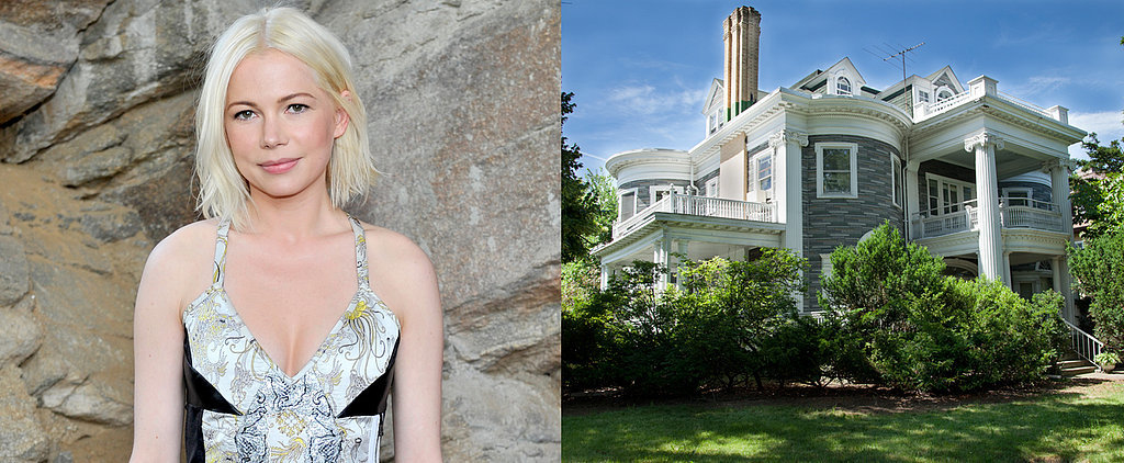Michelle Williams's New Home Is Not Your Typical Brooklyn Abode