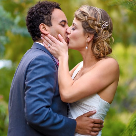 Mariya and Evan's Stunning Wedding Is Overflowing With Happiness