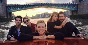 Taylor Swift Is The Perfect Example Of How To Hang Out With An Ex