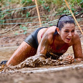 Woman Goes Blind From Mud Run