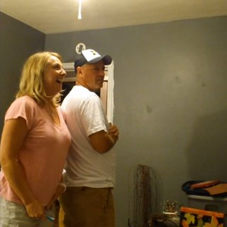Hidden Camera Reaction to a Pregnancy Announcement