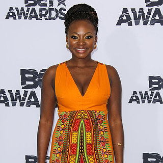Kyemah McEntyre Designed Naturi Naughton's BET Awards Dress