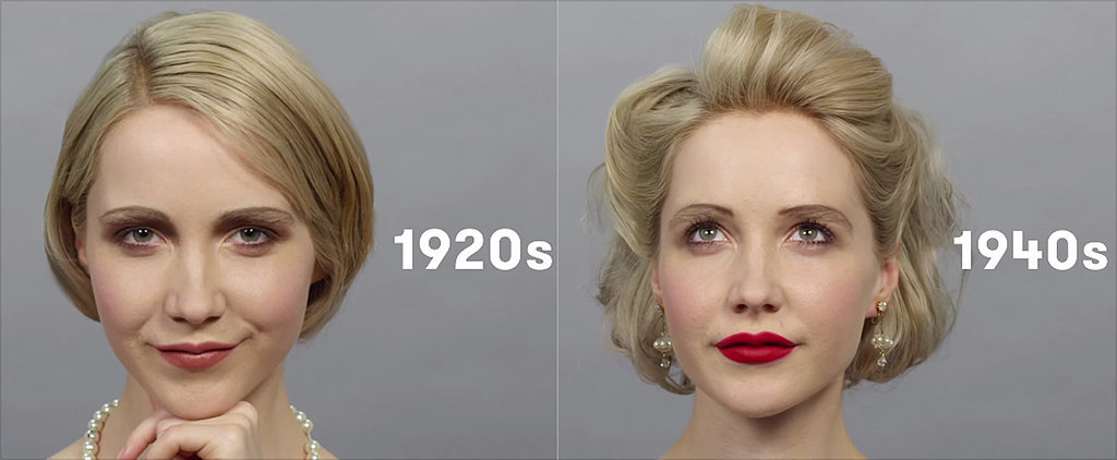 Watch the Evolution of Russian Beauty Over 100 Years in 2 Minutes
