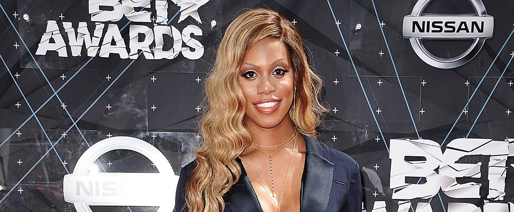 How Laverne Cox Pulled Off One of Summer's Hardest Trends