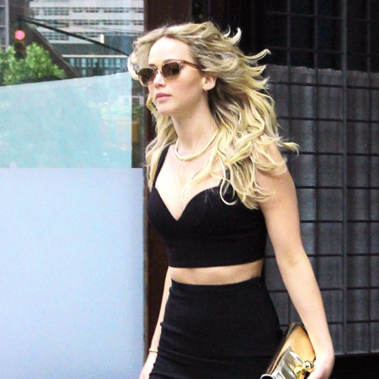 This May Be Jennifer Lawrence's Sexiest Look to Date