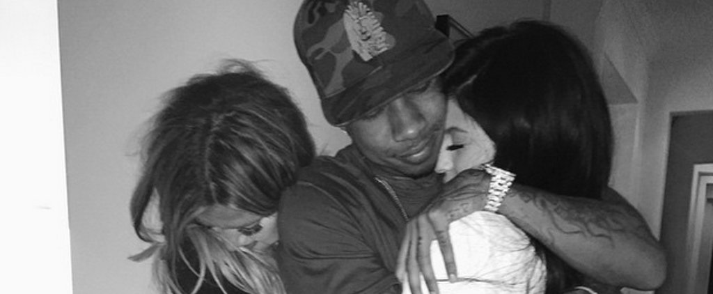 Khloé Kardashian Third Wheels With Kylie and Tyga
