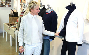 Ellen DeGeneres Launches New Lifestyle Collection