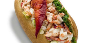 McDonald's Adds A Lobster Roll To Its Menu (But Only In New England)