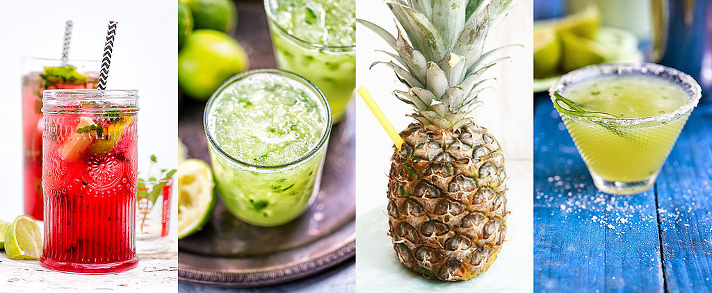 18 Cocktails That Are Almost as Refreshing as a Trip to the Tropics