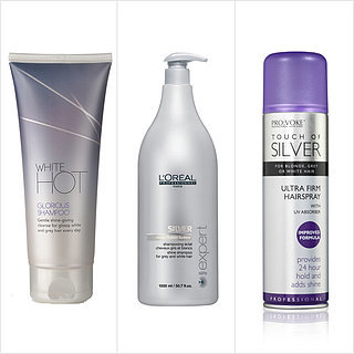 Best Products For Grey Hair