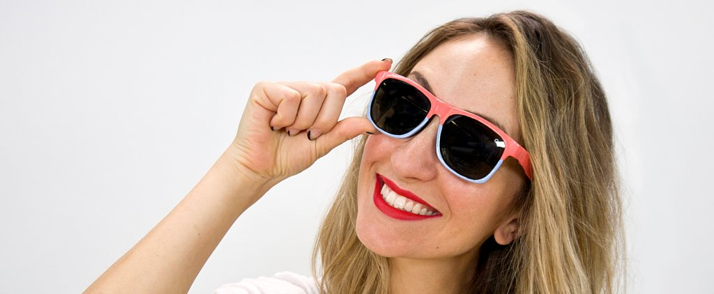 You'll Be Surprised at How Easy This Sunglasses DIY Is
