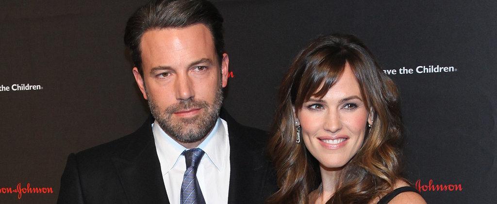 Ben Affleck and Jennifer Garner Split After 10 Years of Marriage
