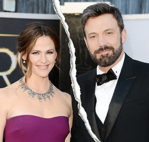 Ben Affleck, Jennifer Garner Split After 10 Years of Marriage