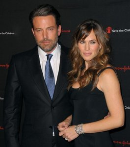 Ben Affleck & Jennifer Garner: it's done
