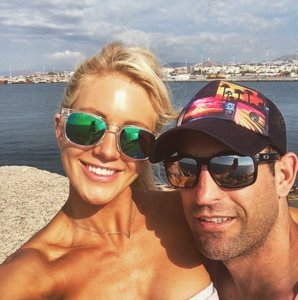 Pictures The Bachelor's Ali Oetjen and Fiance Dave Waldeck