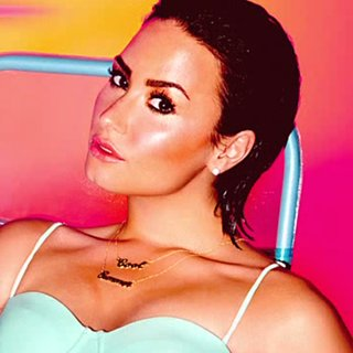 "Demi Lovato ""Cool For the Summer"" Single"