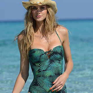 20 Showstopping Printed Swimsuits an